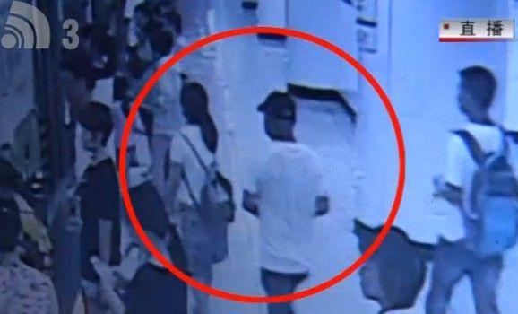 首起地铁团伙扒窃案 成功被破获