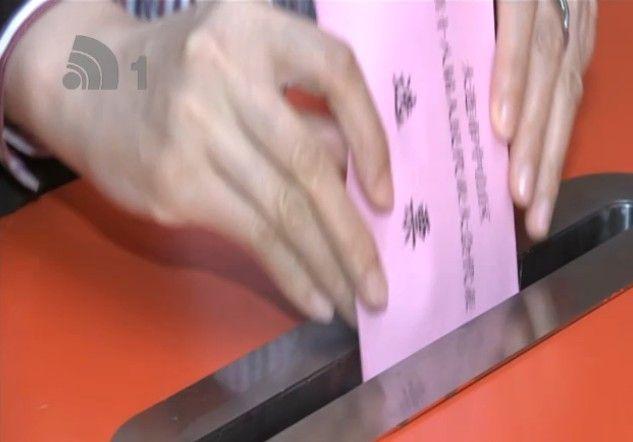 我市投票选举新一届区市县乡镇人大代表