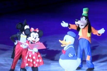 《冰上迪士尼·奇幻之境》荣获票房十强冠军