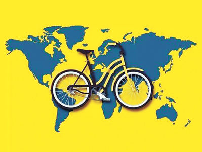 资本市场新宠 共享单车