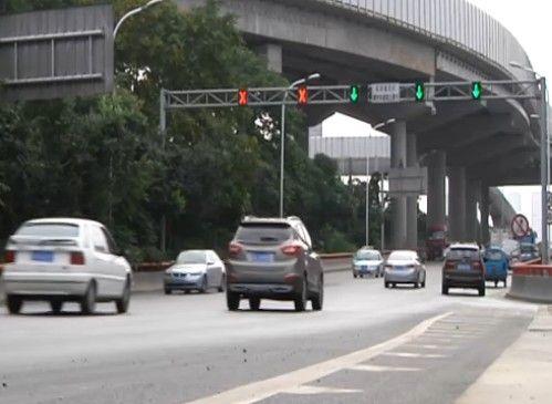 香炉礁桥和东北快速路限行日期延长