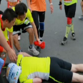 马拉松周末开跑 量力而行最重要