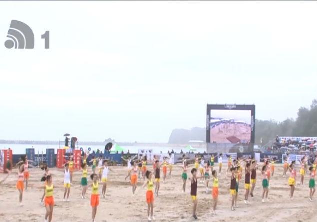 2017大连国际沙滩文化节开幕