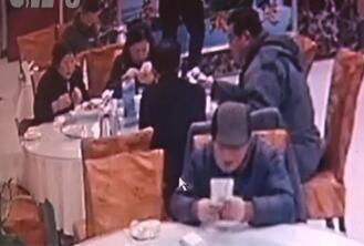 饭店聚餐 钱包被盗