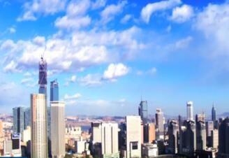 最新中国城市排名 大连位居新一线城市