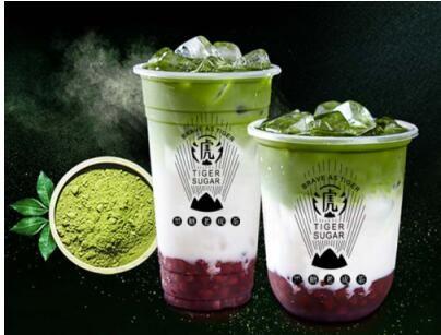 黑糖奶茶新潮流,港基餐饮集团旗下黑糖老虎茶席卷茶饮行业