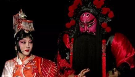 新国剧《霸王别姬》北京精彩亮相