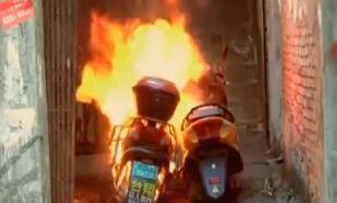 电动自行车安全隐患成消防整治重点