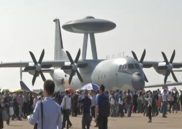 大连航空产业异军突起  珠海航展受瞩目