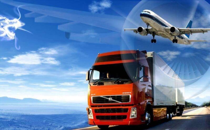 大连机场开通省内第3条卡车航班