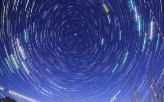 双子座流星雨 14日晚迎来极大值