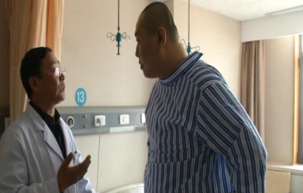 肝癌扩散至心脏 300斤小伙手术成功