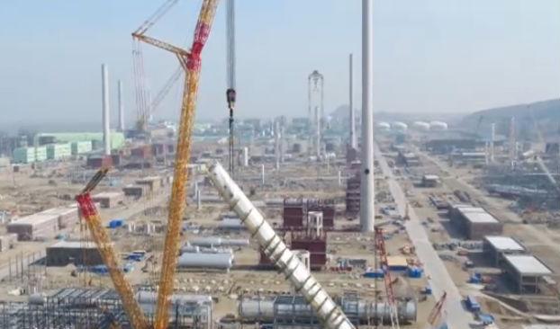 长兴岛经济区:打造世界一流石化产业基地
