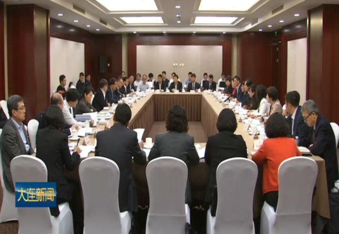 辽宁代表团分组审议全国人大常委会工作报告