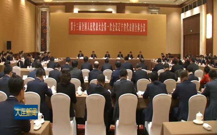 谭成旭提案建议国家支持大连建设全国首批自由贸易港