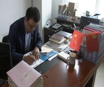 蒋宝春:马道口村脱贫致富的带头人