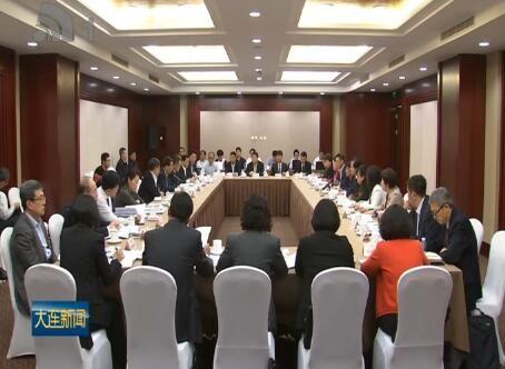 肖盛峰在辽宁代表团审议政府工作报告时发言