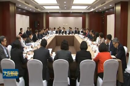 谭成旭在辽宁代表团分组审议宪法修正案草案时发言