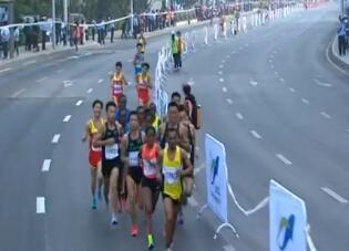 三十一载大连国际马拉松赛铸就城市品牌