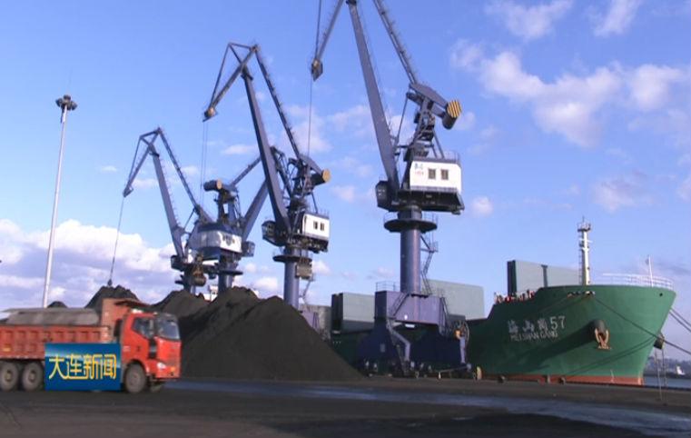 """我市港口企业加快""""绿色转型"""""""