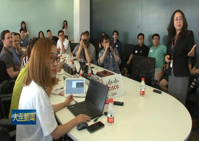 27家中外媒体记者在我市参观采访