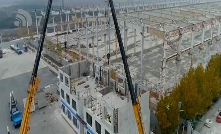 """""""建立方""""产业园推进装配式建筑发展"""
