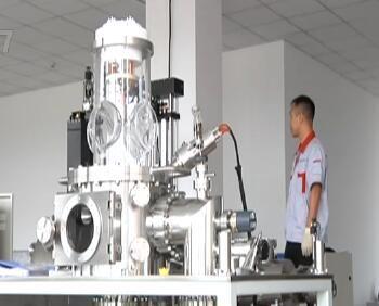 连企成功研发航空航天备件检测器
