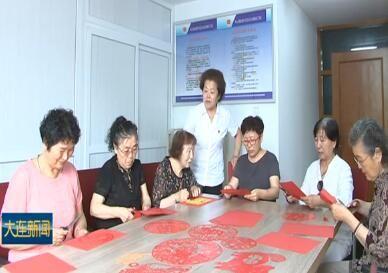 许莲英:真情服务让社区党建更有温度