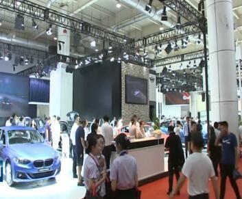 大连国际车展盛装启幕 新能源汽车成热点