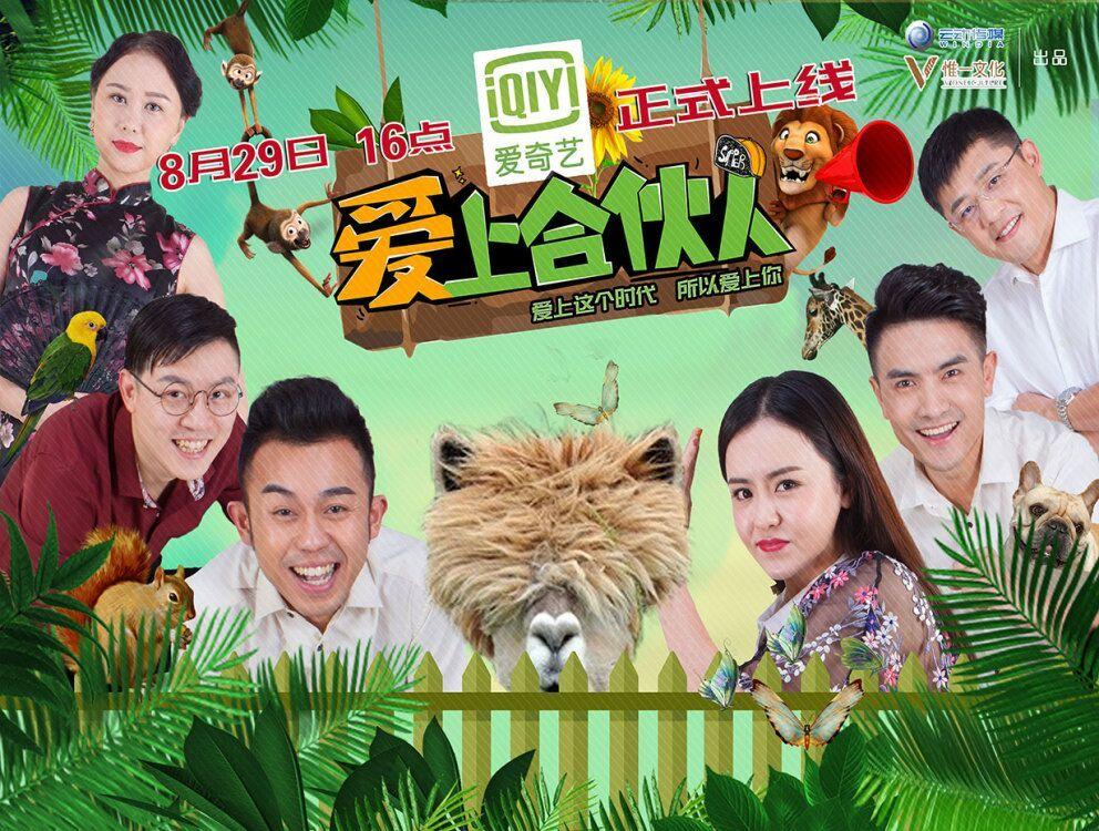 《爱上合伙人》8月29日爱奇艺正式上线