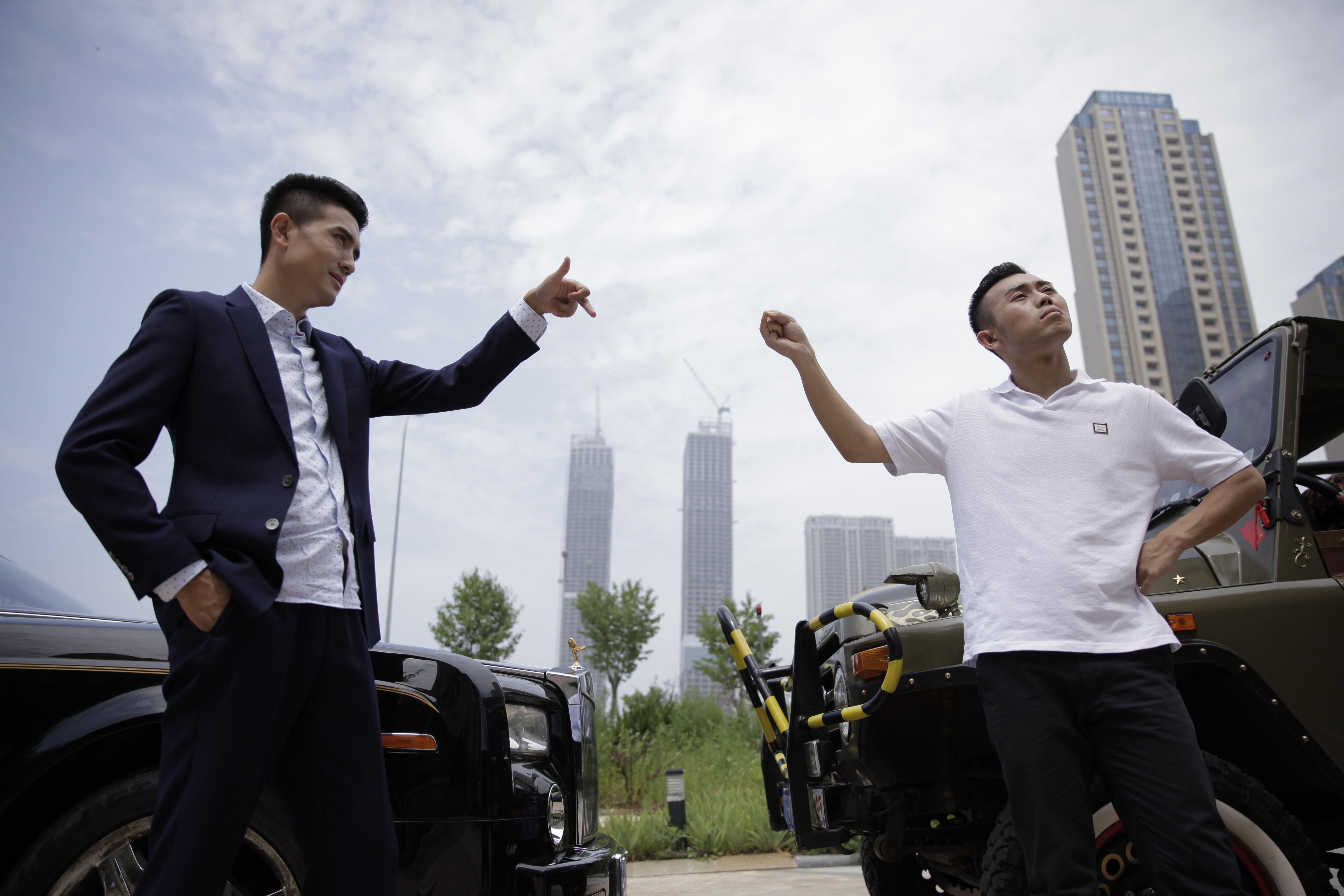 我市首部原创旅游创业网络大电影《爱上合伙人》 爱奇艺正式上映