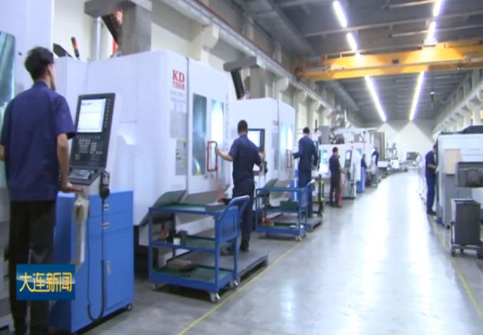 光洋科技集团高端五轴数控机床订单翻倍增长