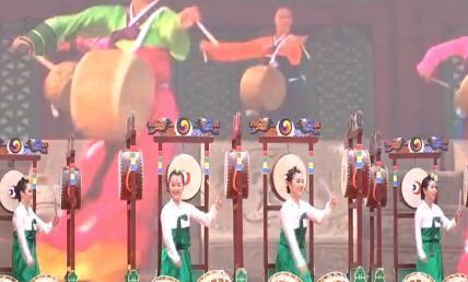 第24届大连市朝鲜族民俗文化艺术节举行