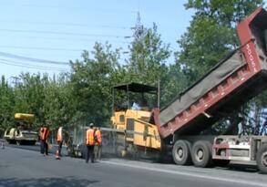 即日起9条主次干路部分路段维修