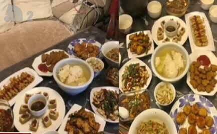 大四男生下厨35天 为父母烹饪天下美食