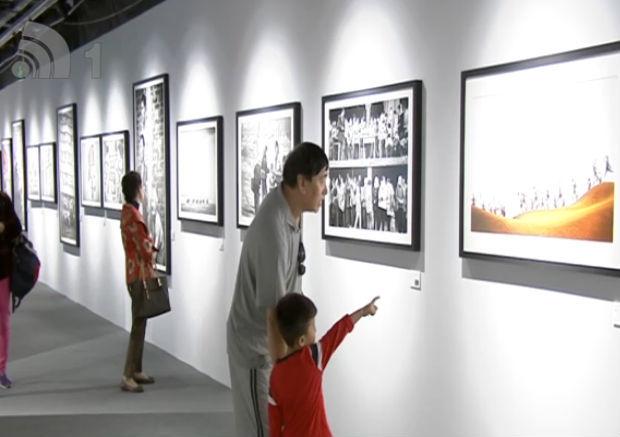 十位中外摄影名家经典作品展引发共鸣