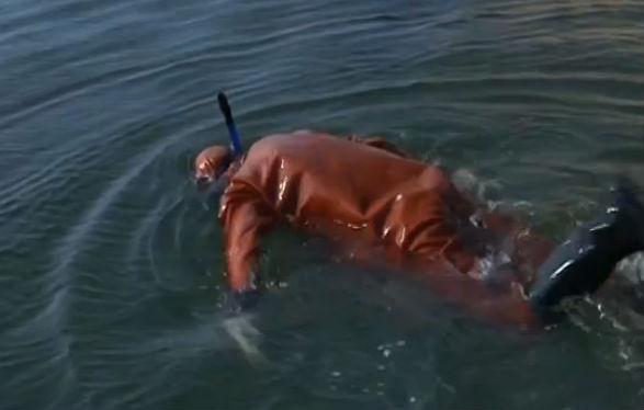 """水下机器人:深海竞争领域中的""""新蓝海"""""""