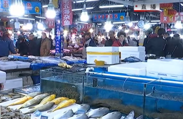 多措并举 大连海鲜市场全面整改