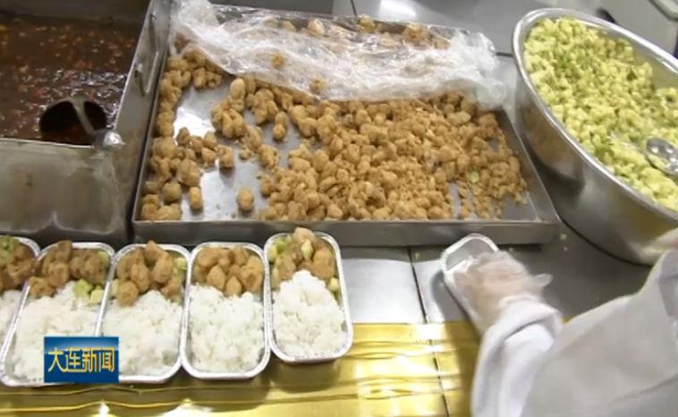 新春走基层:飞机餐是如何烹制的?
