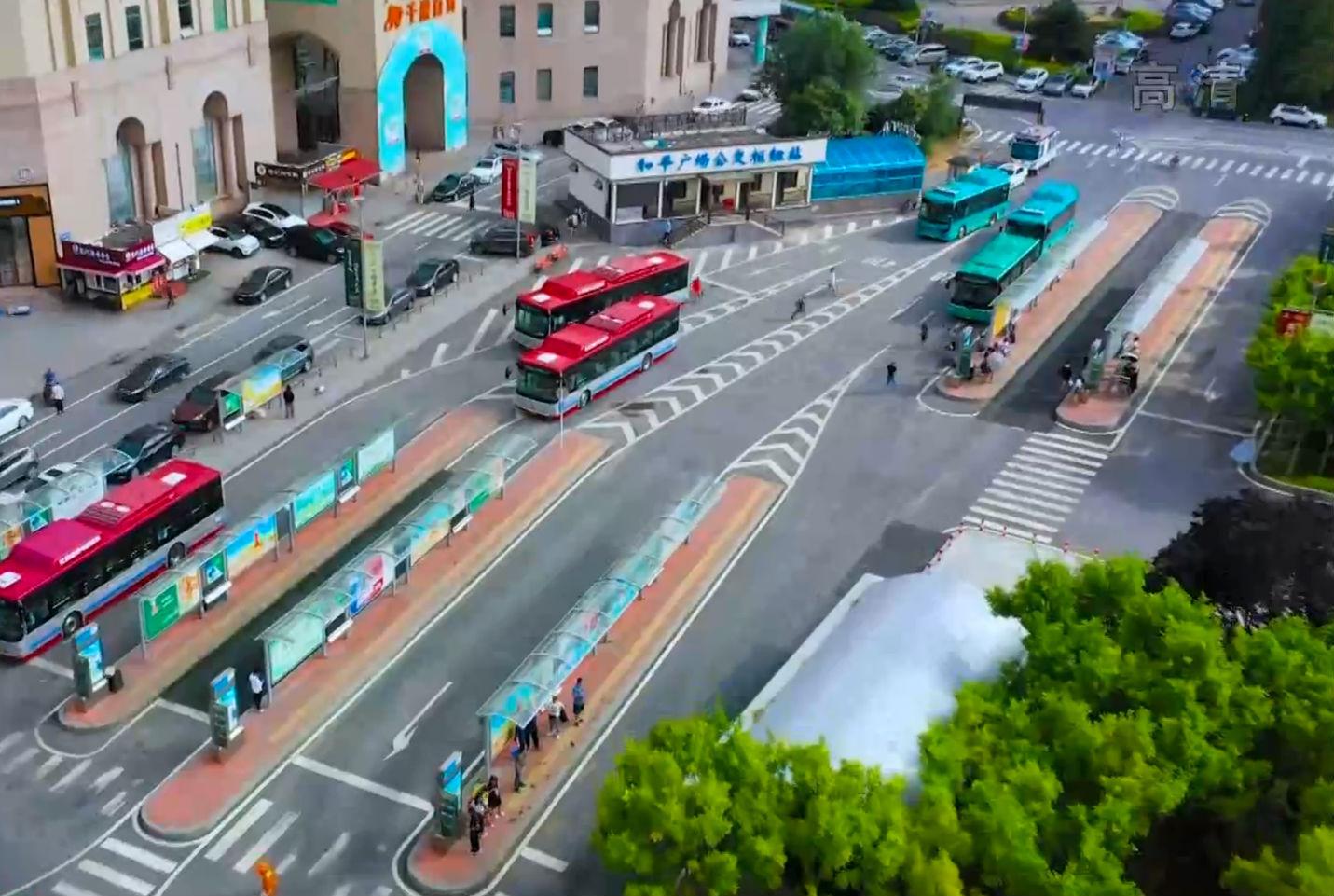 大连公交成立110周年:百年公交 城市缩影