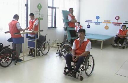 我市着力提高残疾人社会保障和公共服务水平