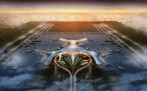 大连新机场商务区将引入90万人口
