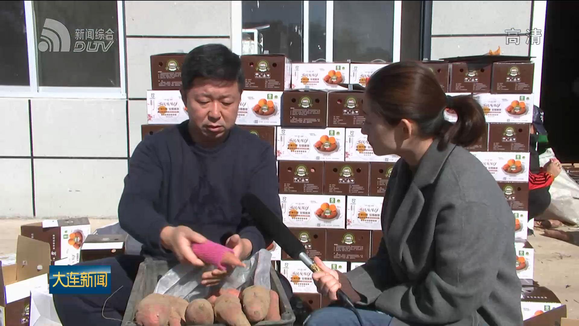 第一书记驻村记—黄宏鑫:让地瓜村名至实归