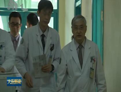 曹铭谦:一切为了患者的好医生