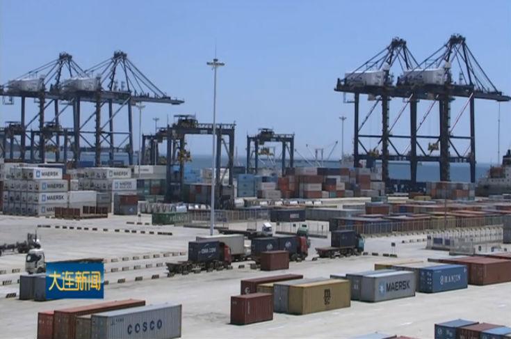"""我市港口运输生产实现首月""""开门红"""""""
