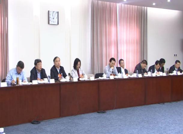 王启尧与部分全国政协委员联名提交提案