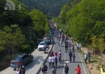 第十七届大连国际徒步大会5月举行