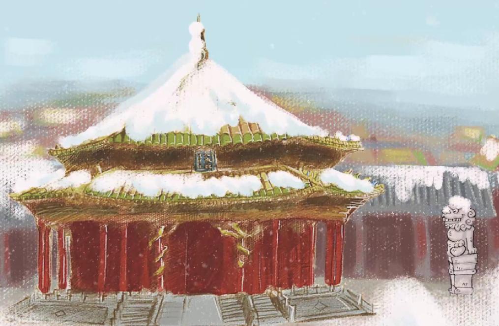 大美沈陽——冰天雪地金山銀山
