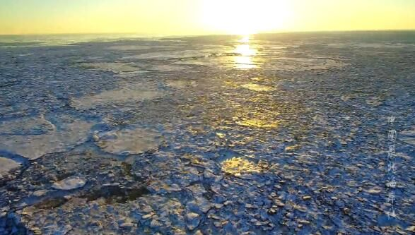 中國最北海岸線(冰凌)
