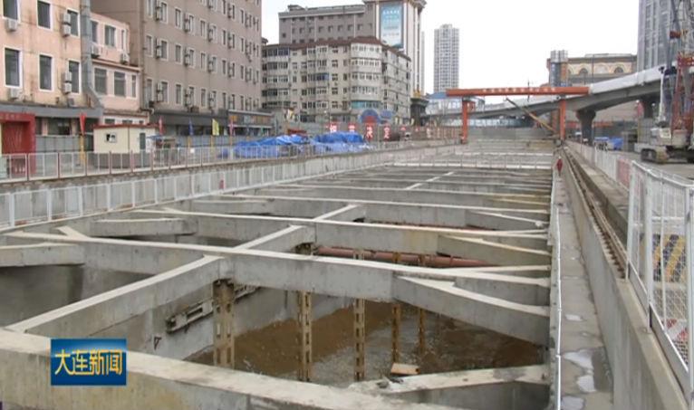 今年地铁5号线将完成6座车站封顶